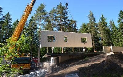 Suunnittelu- ja Rakennuspalvelu JK Oy