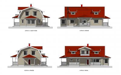 BD Arkkitehtisuunnittelukurssi