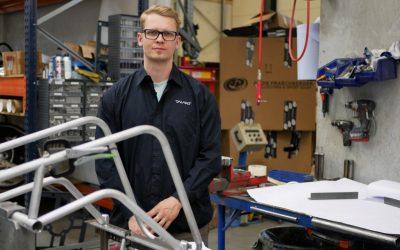 Mittatilaustyönä valmistettavien pyörätuolien valmistaja Talart