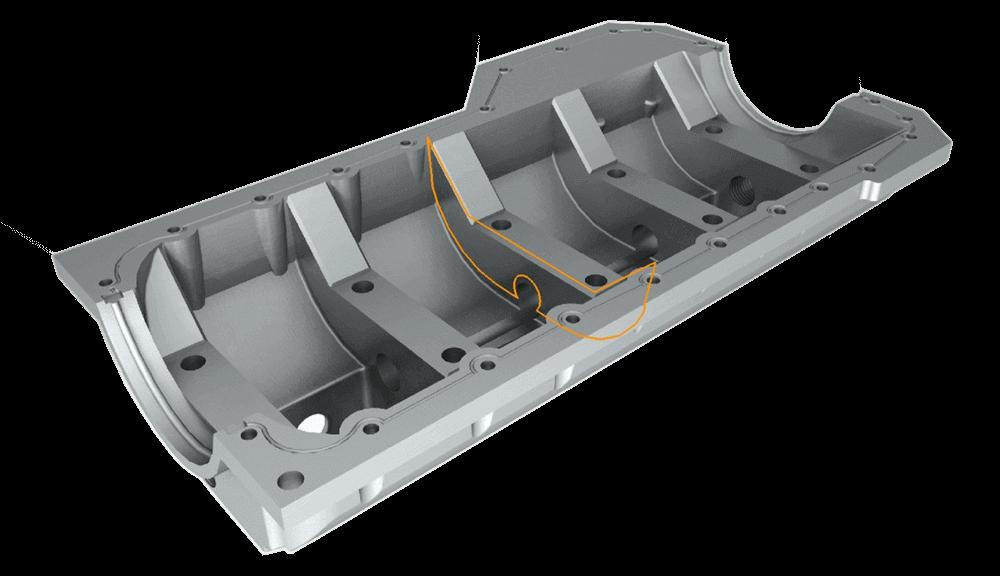 3D CAD malli
