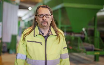 Pohjoismaiden johtava asfalttiasemavalmistaja Amomatic