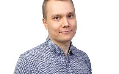Vertexin opiskelijapolulla, osa 3: Antti Heinonen