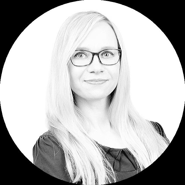 Katja Auttila Marketing Specialist